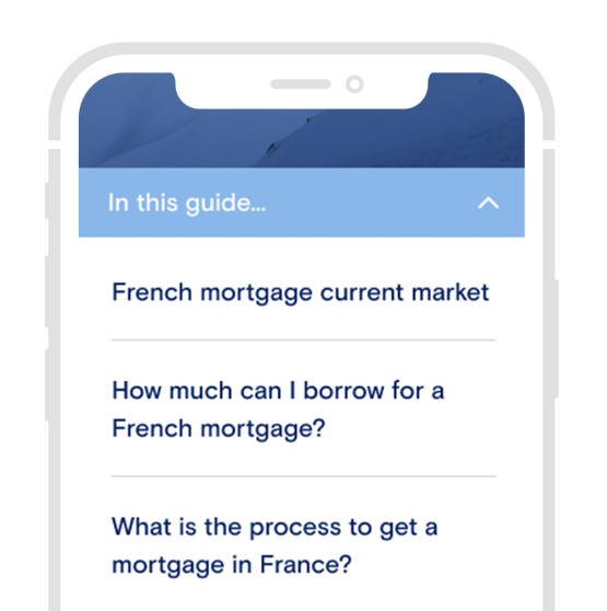 French Mortgage Brokers