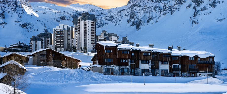 Latest transaction: €1,018,500 Loan for a property in the Alps