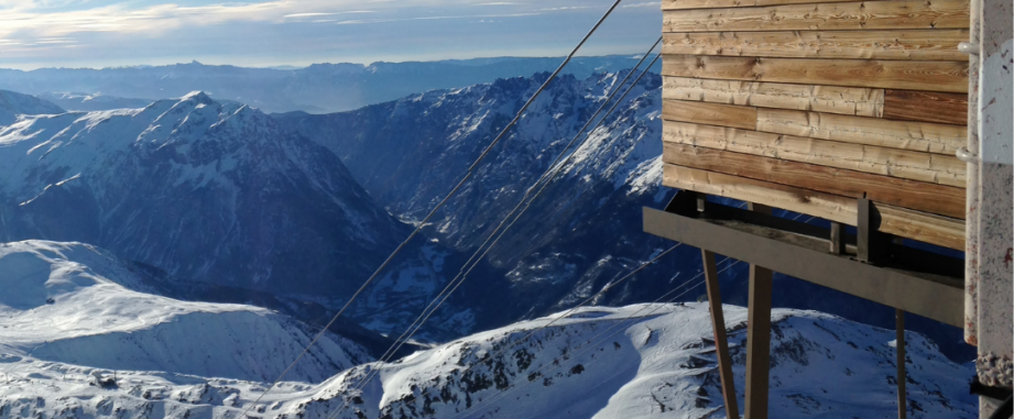 Latest transaction: €1,000,000 mortgage in Alpe d'Huez