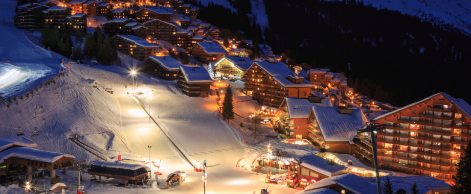 Latest transaction: €841,000 mortgage for a property in Meribel