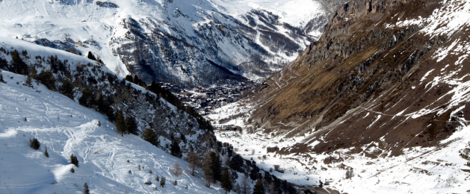 Latest transaction: €2,415,000 mortgage for a property in Val d'Isère