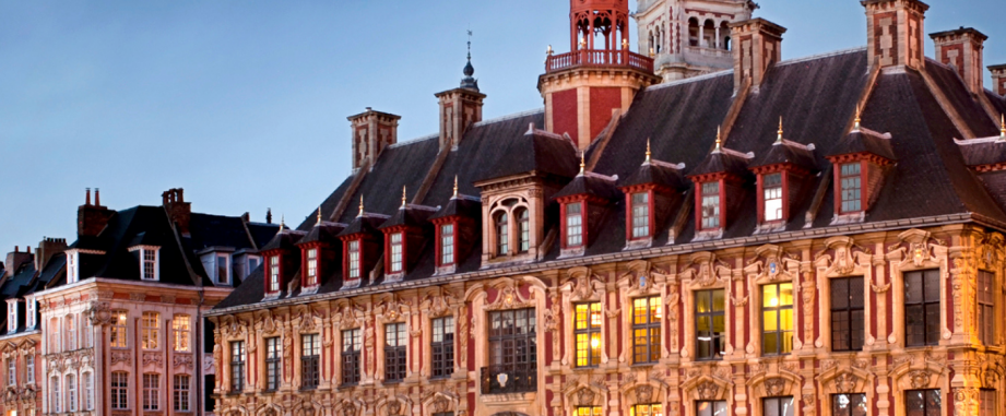 Latest transaction: €300,000 mortgage for a property close to Lille